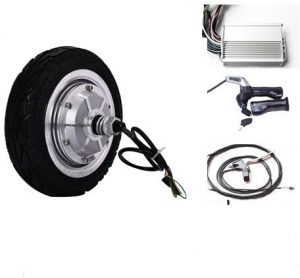 GZFTM 8″ 350W 24v electric wheel-motor electric scooters motor kit electric motor skateboard