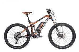 "Whistle Electric Bike 27.5 ""b-rush Plus Ltd 11 V 500 WH CX Size 41 (emtb including all mountain)/eBike Pedelec 27.5"" b-rush Plus Ltd 11s 500 WH CX Size 41 (emtb All Mountain)"