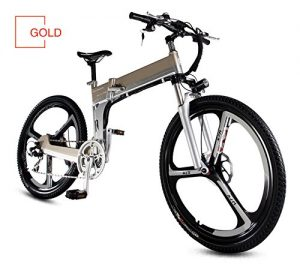 TZ® Folding Bikes electric bicycles with 48V 10Ah Lithium battery 250W electric bikes mountain bike road bike