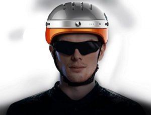 Airwheel C5 helmet, Wi-Fi, bluetooth, next generation bike helmet, cycling helmet with Integrated camera, 2017