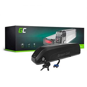 GC® EBIKE Battery 36V 17Ah Accumulator Pedelec Down Tube with Li-Ion Panasonic Cells Solex GT Bicycles Hercules Flyer