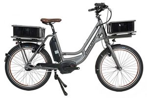 Raleigh Electric Bike – ROUNDSMAN 48cm Grey