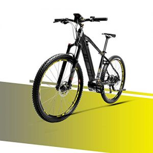 LANKELEISI GT800 City Adult Electric Bike and Assisted Bike 350W 48V Snow Bike 26 Inch Bike with Bafang Center Motor