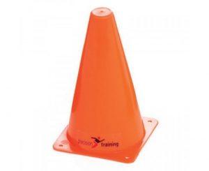 PRECISION TRAINING 9″ Traffic Cones (Set of 4)