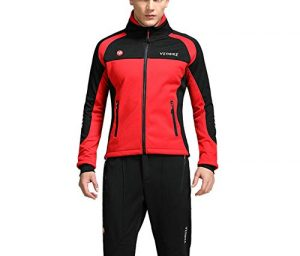 ¡¾ADisaer¡¿Sports StyleSuit For Men And Women Long Sleeve Shirt Tights Biking Outfit Black Blue L Mountain Bike Shirt Tights Padded Biking Jakcet Outfit