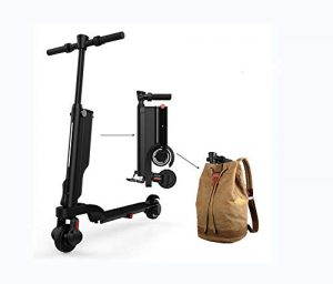 Folding Portable,Lightweight Foldable Manual Electric Scooter Kick for Adults Teens with Light Keyboard Dimensions Multifunction Outdoor Birthday