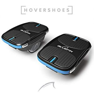 Bluefin Hovershoes Electric Scooters (Pair) Self-Balancing, Independent Roller Skates | Fast, Rechargeable Hover Shoes for Kids and Adults | Indoor and Outdoor Travel | Carry Bag