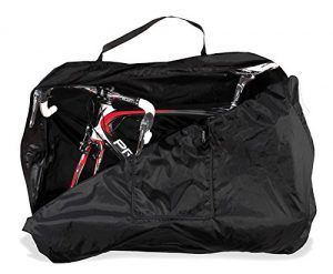 SCICON Smart Pocket Design Pocket Bike Bag, Black