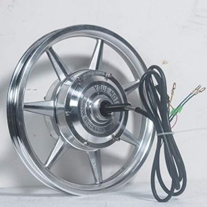 L-faster 24V 36V 250W Electric Mini Bicycle Wheel Motor Electric Scooter Hub Motor 12 Inch Wheel Hub Motor 12″ Bike Front Wheel