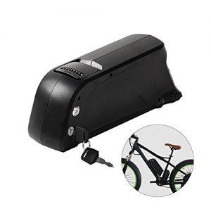 SunB Dolphin 48V 12.8AH E-Bike Battery with Panasonic 3200mah Batteries + BMS + Charger