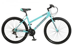 Falcon Women's Paradox Mountain Bike-Turquoise, 12 Years