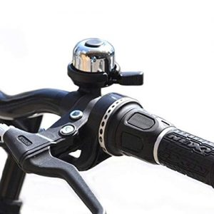Yhjklm Bicycle bell Bike Mini Size Loud Bell Horn Bike Accessories For Men Women Kids Girls Boys Bike Bell LIGHTWEIGHT