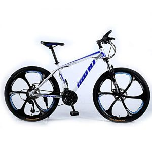 SIER Adult mountain bike 26 inch 30 speed one wheel off-road variable speed shock absorber men and women bicycle bicycle