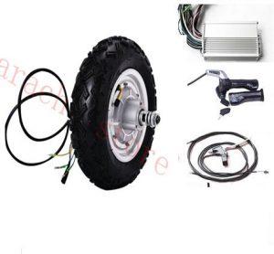 10″ 250W 24V electric skateboard kit electric wheel-motor motor skateboard electric scooter motor kit