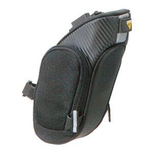 Topeak Unisex's MondoPack Saddle Bag, Black, One size