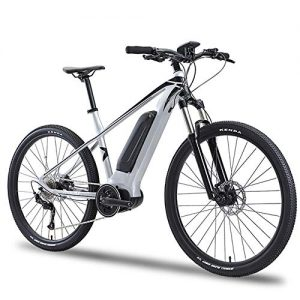 WuZhong F Electric Bicycle Center 36V Battery Mountain Electric Power Mountain Bike Road Electric Car
