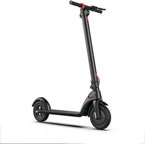 MISTLI Electric Scooter, 25 Mile Remote Battery, with A Top Speed of 30 Mph, Easy-To-Light Crease for Adults And Children Electric Scooters, Suitable for Adults And Adolescents