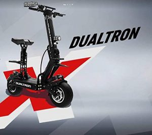 New 6700W Power Electric Scooter Dualtron X 90miles/150km Range Off Road/Road luxury electric vehicle. The unique design and quality in the world. Limited number. Minimotors Dualtron X