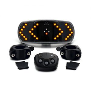 Signal Pod Wireless Bicycle Signalling System – Remote Control Bike Indicators SignalPod Gadget