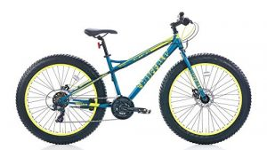 Carraro BUFFALO 26 inc 21 V MD 26 Inches FAT Mountain Bike