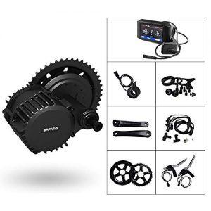 Bafang Electric Bike Motor Bicycle Conversion Kit BBSHD 1000W Mid Motor Ebike Drive System