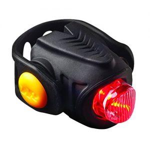 Nite Rider Unisex's Stinger Tail Rear Light-Black