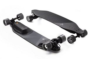 Boosted Stealth Electric Skateboard – Black