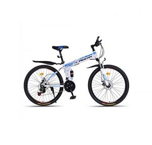 QHKS Bicycle Folding Mountain Bike Bicycle