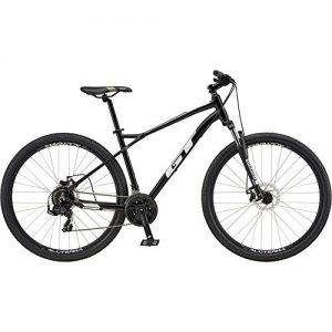 GT 29 M Aggressor Sport 2020 Mountain Bike – Black