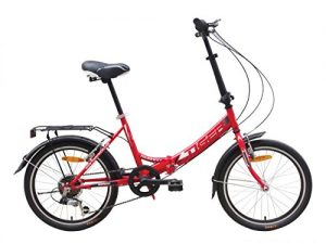 Tiger Foldaway Folding Bike