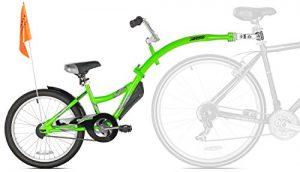 Weeride Co-Pilot Bike Tandem Trailer for Children