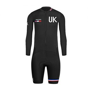 Uglyfrog Mens Padded Triathlon Tri Suit Compression Duathlon Running Swimming Cycling skin Suit UKNDLTF01