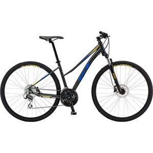 GT 700 U Transeo Elite 2019 Complete Road Bike – Gunmetal