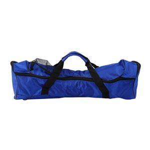 Kinshops 6.5 inch Carrying Bag for 2 Wheels Self Balancing Electric Scooter Skateboard Smart Balance Unicycle Handbag Storage Bag,blue