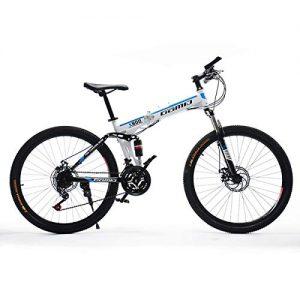 "WJSW Mountain Bike Bicycles 26"" wheel Lightweight Aluminium Frame 27 Speeds Disc Brake"