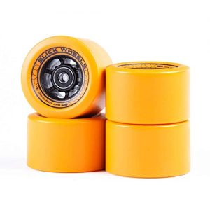 Slick Revolution Electric Skateboard Wheels | Slick 83mm | 85A/78A Urethane Compound | Revolutionise Your Ride
