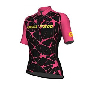 Uglyfrog Ladies Sprint Short Sleeve Cycling Shirt/Jersey UKNDCTZ11