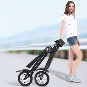 Vokul® Mini electric mobility folding electric bicycle